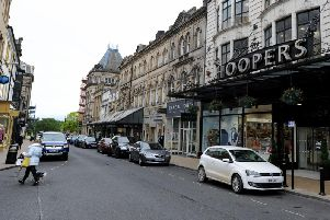 Should there be more free parking in Harrogate?
