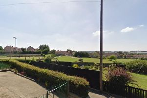 Police received reports of a man with a weapon at a park off Princess Avenue, South Elmsall, at around 6pm on Wednesday, July 10.