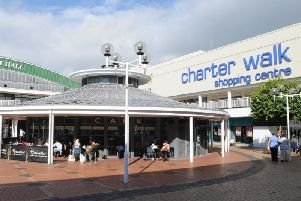 Charter Walk Shopping Centre will host the Garden Party.