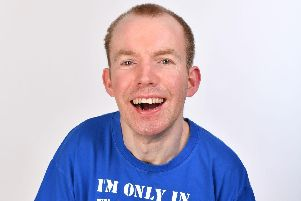 Britain's Got Talent winner Lee Ridley will perform stand-up in Clitheroe.