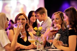 The Gin Society Festival returns to Halifax. Picture: Pedro A Nogueira