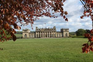 Harewood House the north front. Photo credit Simon Warner and Harewood House Trust