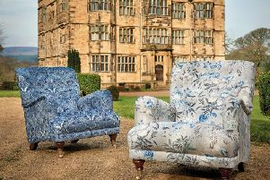 Examples of the collection at Gawthorpe Hall