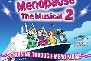 Menopause The Musical 2: Cruising Through Menopause comes to the Baths Hall next year.