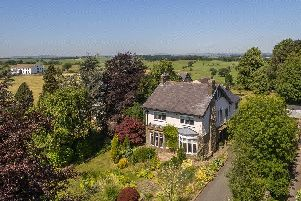 Denismoor is a six-bedroom property on the market for 700,000 withDacre Son & Hartley ofSkipton.