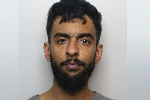 Mohammed Umar from Wyke has been jailed
