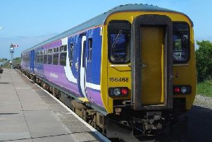 The Forget-me-not train will leave Whitby tomorrow