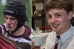 Lewis Hilton, 19, from Halifax was fit and healthy before being struck down by the deadly infection in January 2018.