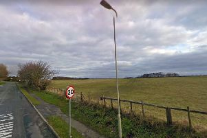 The proposed site on Mill Lane. PIC: Google