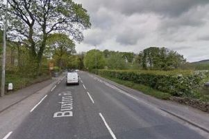 The fatal crash happened on Buxton Road, New Mills