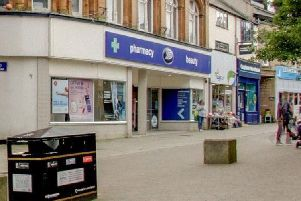 Boots in Buxton has been targeted by thieves and the shelves cleared