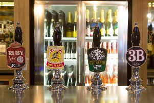 The festival celebrates Wetherspoon's 40th anniversary.