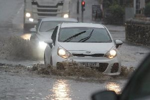 Previous floods in the county.