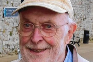 Roy Bickerton, from New Mills, died in the collision on September 12.
