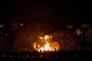 These are the bonfire night events in and near to Burnley this year.