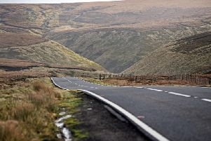 The A57 Snake Pass