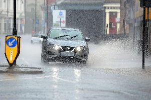 A 'dull and wet' day forecast for East Midlands