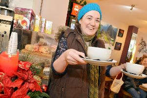 Ruth Eyre will be organising a Christmas in the Community meal at The Source.