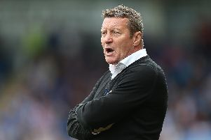 Danny Wilson.  (Photo by Pete Norton/Getty Images)