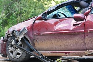New data has looked at the number of accidents on Britain's motorways and A-roads