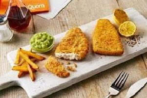 All new from Quorn