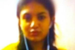 Argentina Sava, 16, from Sheffield, was last seen at around 12.25am on Friday, February 15. She is believed to have made her way to the Bamber Bridge area.