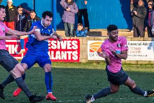 Whitby Town 2-1 Grantham Town - Pictures by Brian Murfield