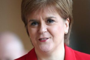 Scotland's First Minister Nicola Sturgeon will be in conversation with crime writing queen Val McDermid
