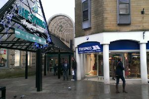 Loungers has applied for a premises licence for 22-23 Spring Gardens, which was formerly occupied by Trespass.