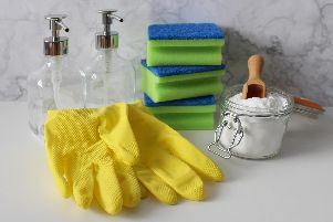 Housework can be just as good as the gym for burning calories