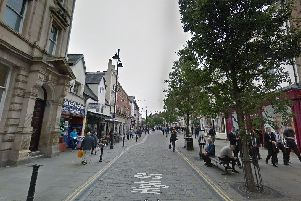 High Street, Doncaster. Picture: Google.