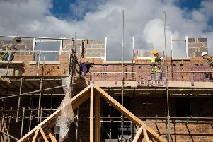 Harrogate has been told to reduce the number of homes it is planning to build.