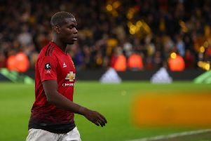 Paul Pogba could be walking away from Manchester United.