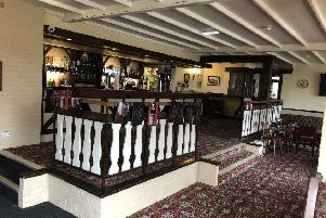 The Double Top pub in Halfway is listed for auction by Mark Jenkinson & Son