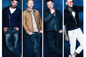 Boyzone are playing Nottingham and Manchester on their farewell tour