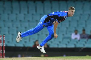 Billy Stanlake'(Photo by Mark Evans/Getty Images)