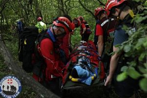 Picture: Buxton Mountain Rescue