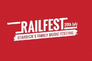 RailFest day of music and fun will take place at Harrogate & District Railway Athletic Clubs ground in Harrogate.