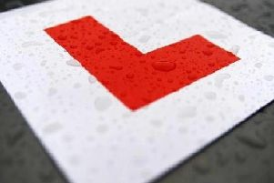 Chesterfield is the luckiest place in Derbyshire for driving test entrants.