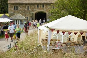 Summer Artisan Market at Haddon Hall