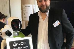 Former hacker Tony Sales has teamed up with Derbyshire-based IT solutions firm RDS Global to raise awareness of the importance of stepping up cyber protection.