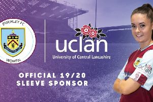 Burnley FC Women will be plying their trade in the FA Womens National League Northern Premier Division this coming season.