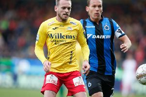 Leeds United are set to sell Laurens De Bock.