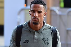 Scott Sinclair, whose prospects of a move to Derby County appear to be diminishing. (PHOTO BY: Mark Runnacles/Getty Images)