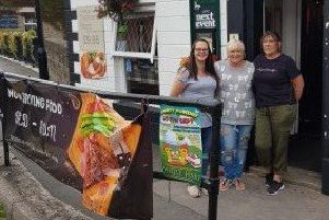 Staff at The White Hart pub in Whaley Bridge are organising a charity fun day