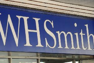 Hospital branches of WHSmith have emerged as the second biggest money maker for the company's travel division.