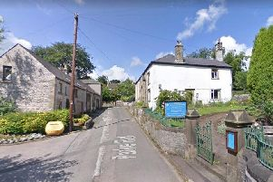 Parke Road, Tideswell.
