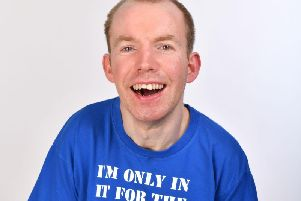 Former UCLan student Lee Ridley (AKA Lost Voice Guy) won BGT last year.