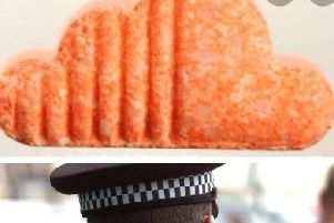 The three pupils were said to have taken the 'Soundcloud' drug. Picture: Harrogate Police.