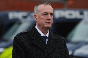 Clive Grunshaw, police and crime commissioner for Lancashire